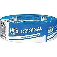 3M 70071383445 masking tape Cinta de pintor Azul 41.148 m - Cintas de pintar (Cinta de pintor, Azul, 14 Días, 41.148 m, 38.1 mm)