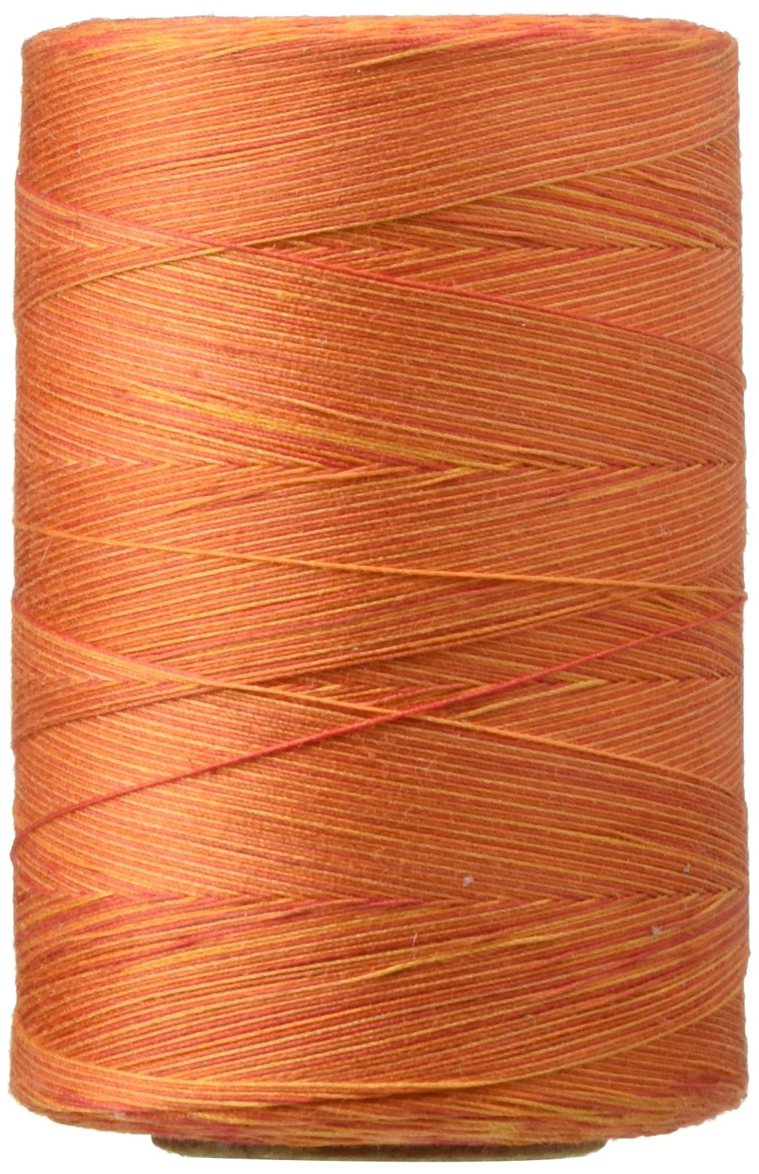 Star Thread V38-838 3-Ply 30wt T-35 Cotton Quilting & Craft Variegated Thread, 1200 yd, Canyon Sunset