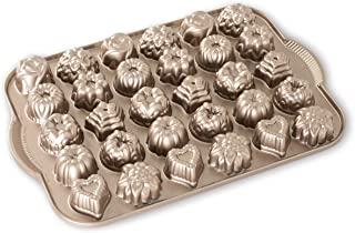 product image for Nordic Ware Cast-Aluminum Nonstick Tea-Cake and Candy Mold