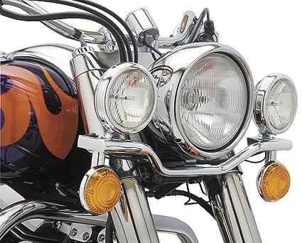 Amazon.com: Cobra Lightbar for Yamaha 1998-2011 V-Star 650 Classic ...