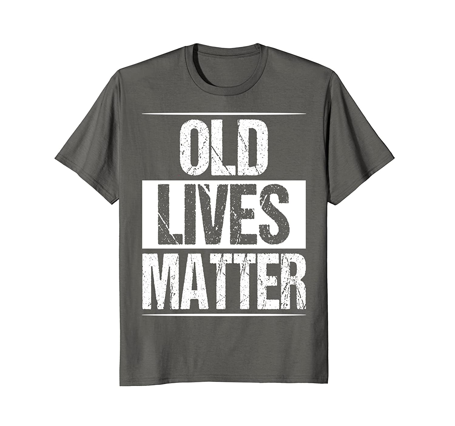 60th Birthday Gifts For Men Old Lives Matter Shirt 50th Dad Alottee Gift