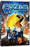 Pixels (Blu-ray 3D) [Region Free]
