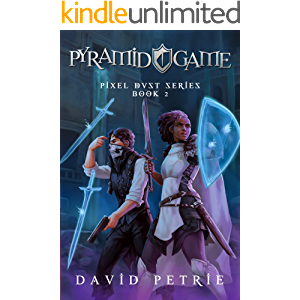 Pyramid Game (Pixel Dust Book 2)