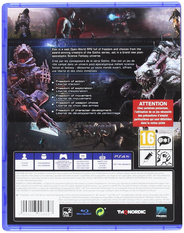 Elex (PS4): Amazon co uk: PC & Video Games