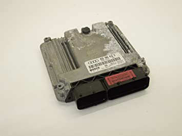 Audi A3 8P 2.0 Tdi Diesel Motor controlador ECU para BKD: Amazon.es: Coche y moto