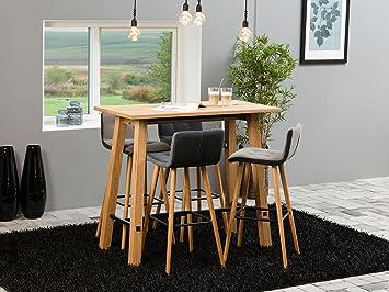 Bartisch Stehtisch Bistrotisch Tisch Holz Esstisch Küche Bar Möbel U0026quot ...