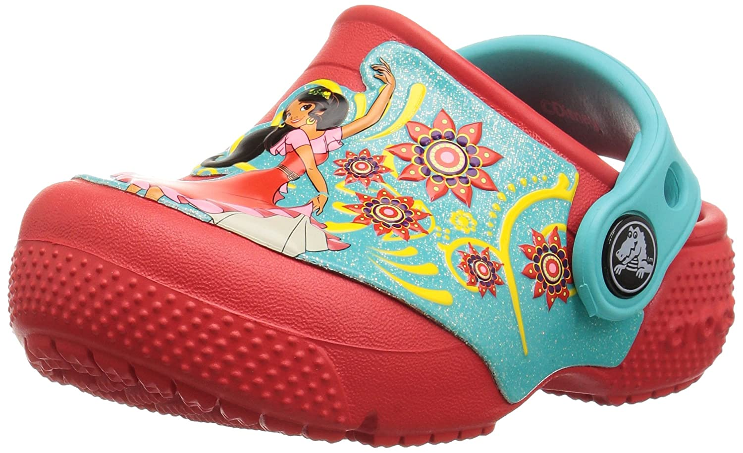 Crocs Kids' Fun Lab Elena of Avalor Clog