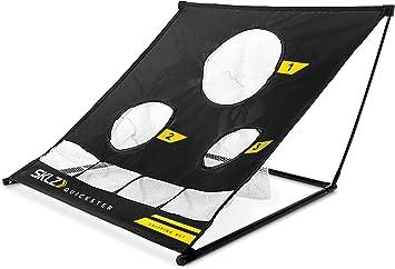 SKLZ Quickster Pop-Up Quick Set Up Portable Soccer Goal,12/' x 6/' New*