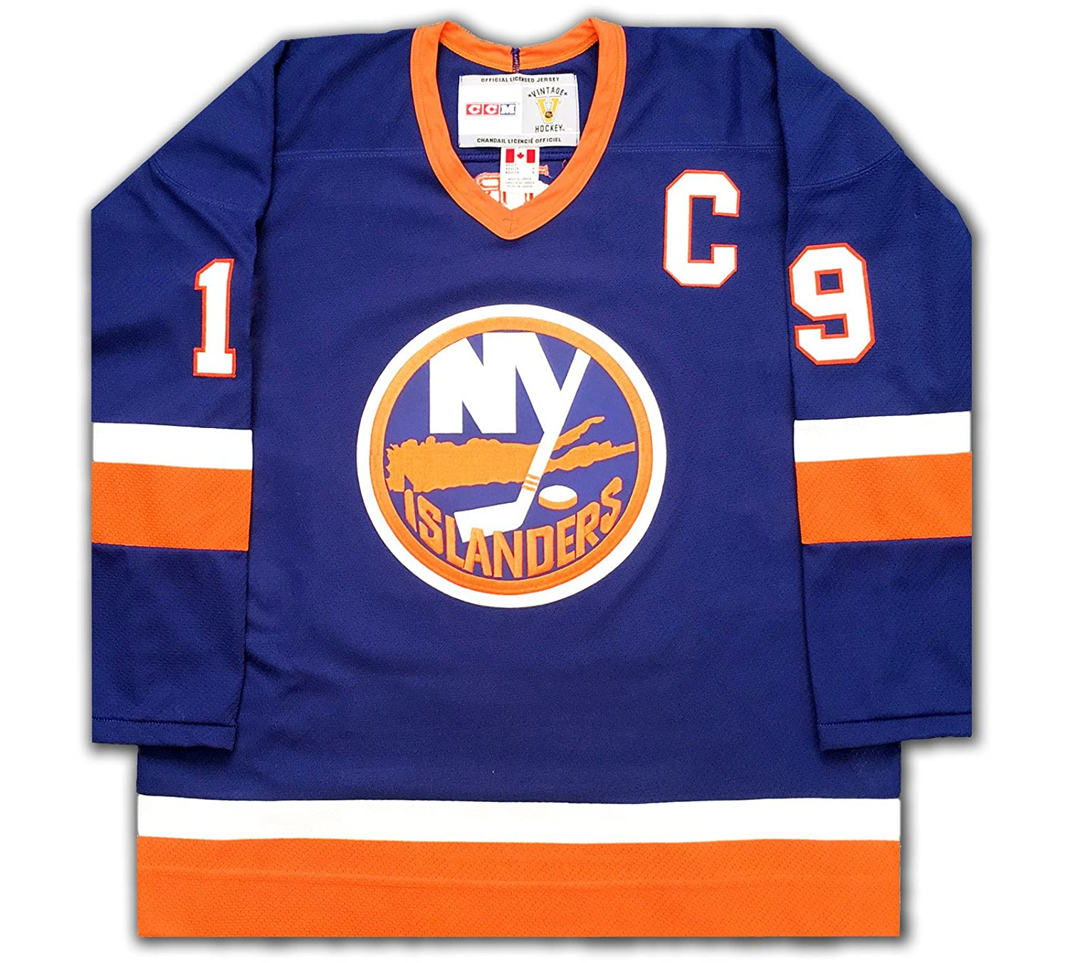 f80bd1a586d store trottier career jersey autographed ltd ed 199 new york islanders at  amazons adidas penguins 19