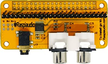 Amazon.com: Con. – -RCA Audio DAC Sombrero tarjeta de sonido ...