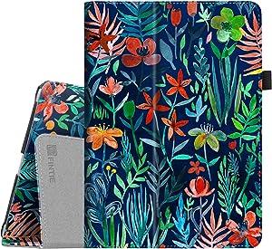 Fintie Case for iPad 9.7 2018/2017, iPad Air 2, iPad Air - [Corner Protection] Premium Vegan Leather Folio Stand Cover, Auto Wake/Sleep for iPad 6th / 5th Gen, iPad Air 1/2, Jungle Night