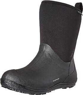 Columbia Men's Bugaboot Neo Tall Camo Omni-heat Snow Boot, Mossy Oak Bu Country, Black, 7 D US