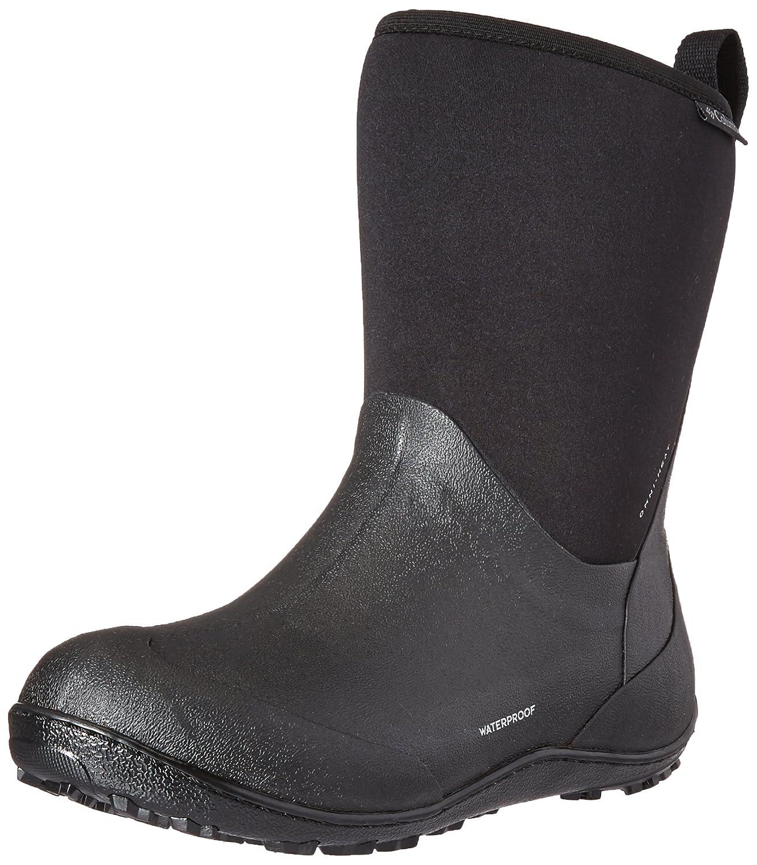 Columbia Women's Snowpow Mid Omni-Heat Snow Boot B0183QA72I 5.5 B(M) US|Black, Light Grey