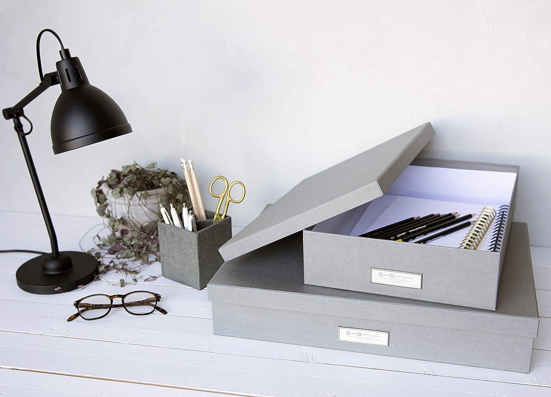 White Bigso Sverker Document Box