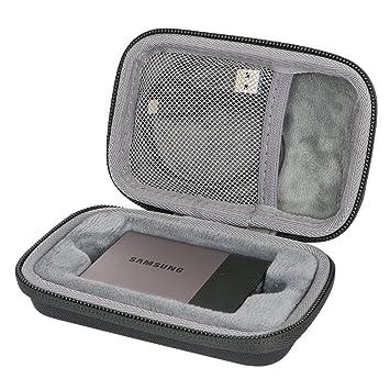 para Samsung T3 / T5 Disco SSD portatíl Portable External Solid ...