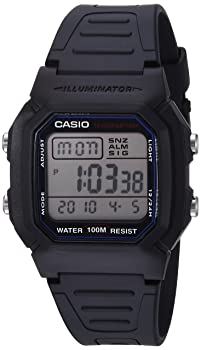 Casio Men's Classic Sport Waterproof Watch