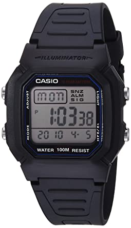 Review Casio Men's Classic W800H-1AV