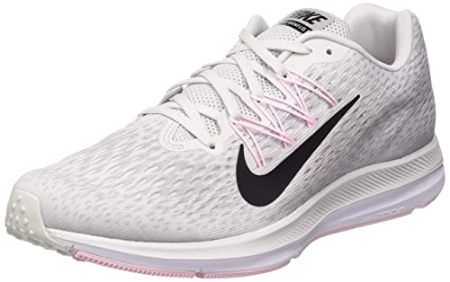 detailed look d9b0b 1cc7f Nike Air Zoom Winflo 5, Scarpe da Atletica Leggera Donna, Multicolore (Vast  Black