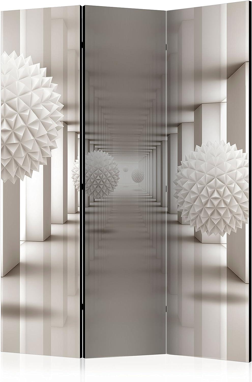 Biombo de diseño, #20, STANDARD: 3 x 172x45 cm -deux côtés: Amazon ...