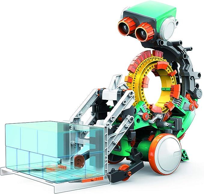 Circuit-Test 5 in 1 Mechanical Coding Robot Kit