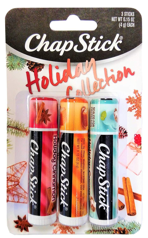 ChapStick Holiday Limited Edition Seasonal