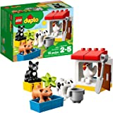 LEGO DUPLO Town Farm Animals 10870 Building Blocks (16 Pieces)