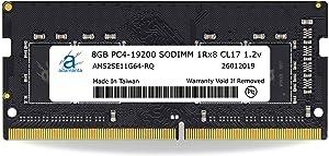 Adamanta 8GB (1x8GB) Laptop Memory Upgrade Compatible for Lenovo Flex, Legion, IdeaCentre, IdeaPad, ThinkCentre DDR4 2400Mhz PC4-19200 SODIMM 1Rx8 CL17 1.2v RAM P/N: 4X70M60574