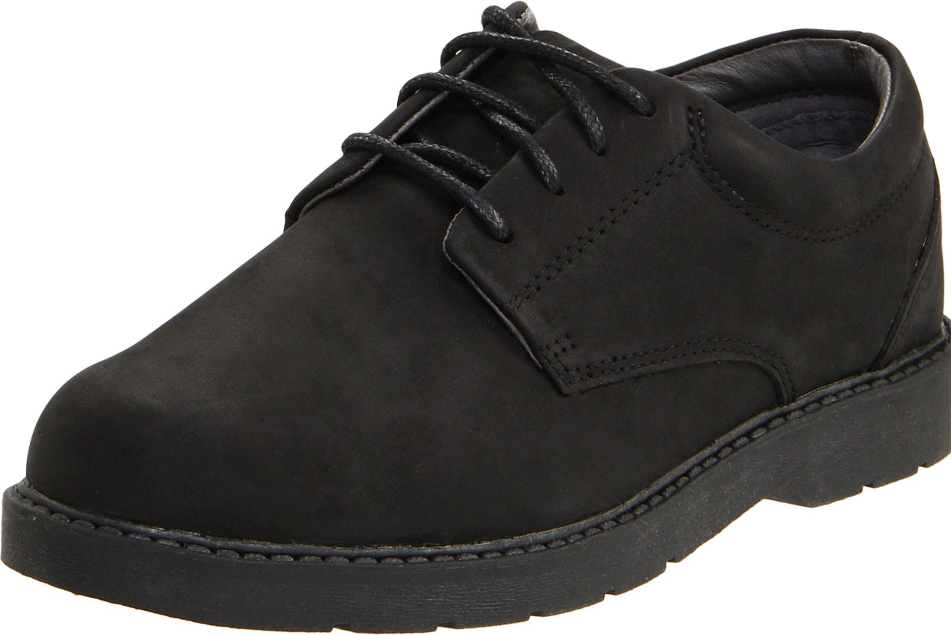 School Issue Scholar 5200 Uniform Shoe (Toddler/Little Kid/Big Kid),Black,10.5 W US Little Kid