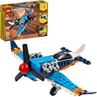 Deals on LEGO Creator 3in1 Propeller Plane 31099 Flying Toy Building Kit