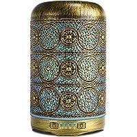SALKING Humidificador Aceites Esenciales,260ml Difusor de Aromaterapia, Metal