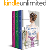 Women of Worth Books 1-3: A Sweet Regency Romance Collection