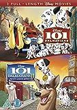 101 Dalmatians / 101 Dalmatians II: Patch's London Adventure [DVD] [1961]