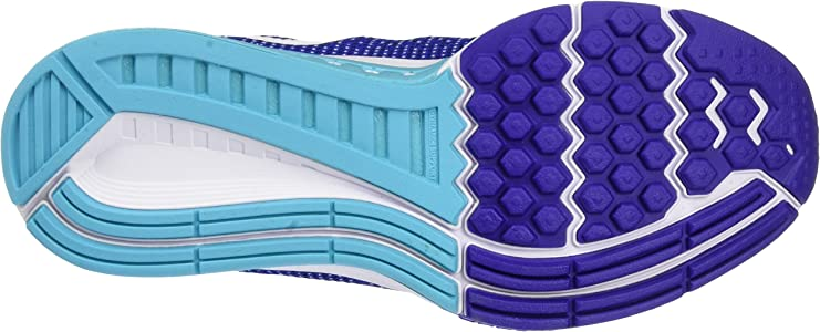 Nike W Air Zoom Structure 19, Zapatillas de Running para Mujer, Naranja (Concord/White-Gamma Blue-Black), 41 EU: Amazon.es: Zapatos y complementos