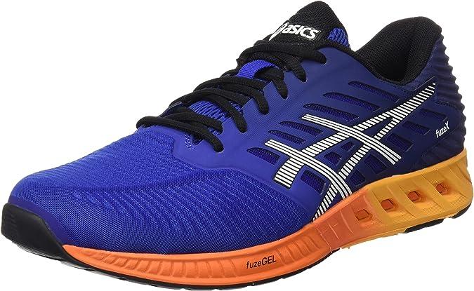 ASICS Fuzex, Zapatillas de Running para Hombre: Amazon.es: Zapatos y complementos