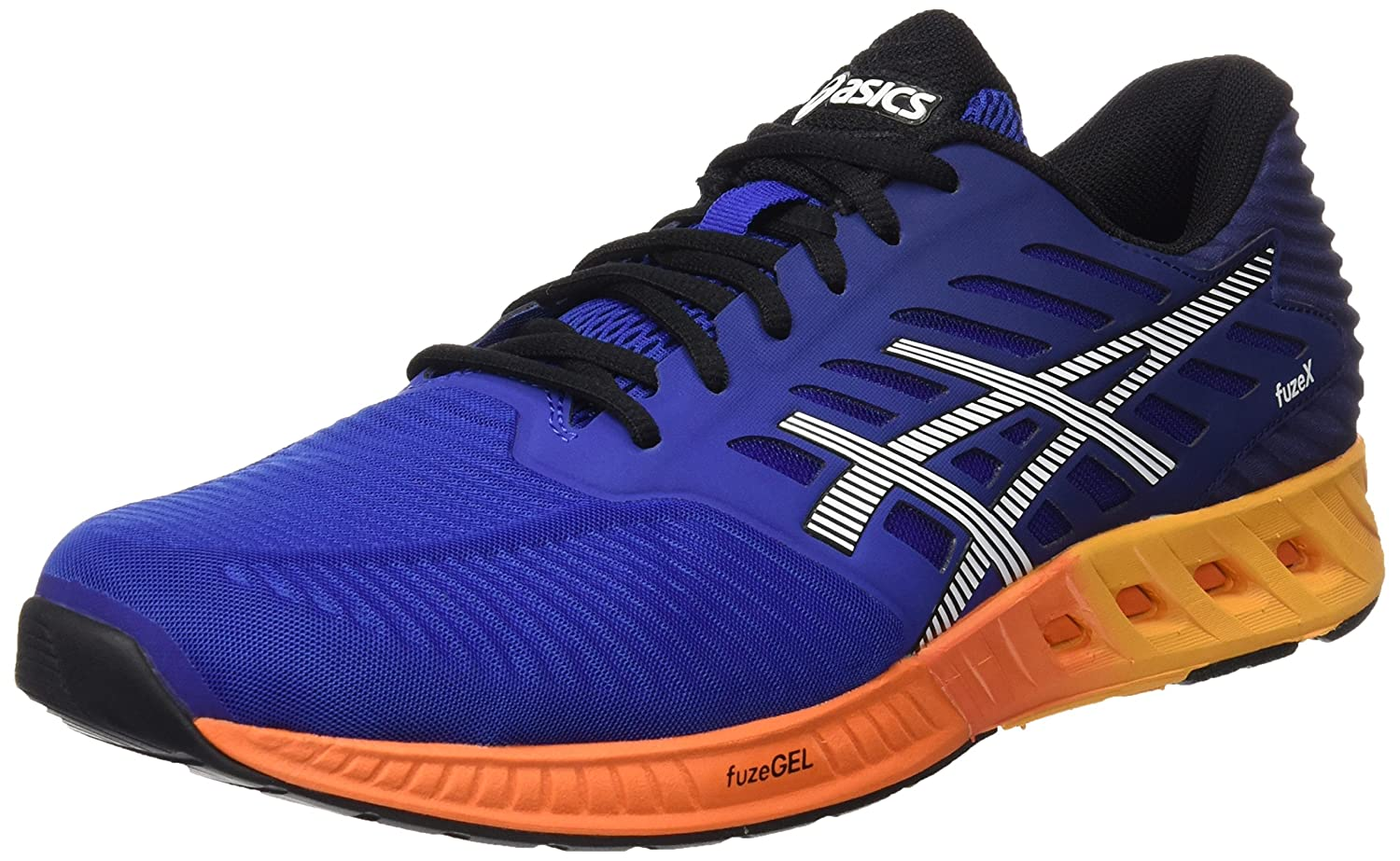 d33abedbe5 ASICS FuzeX Men's Running Shoes (T639N): Amazon.co.uk: Shoes & Bags
