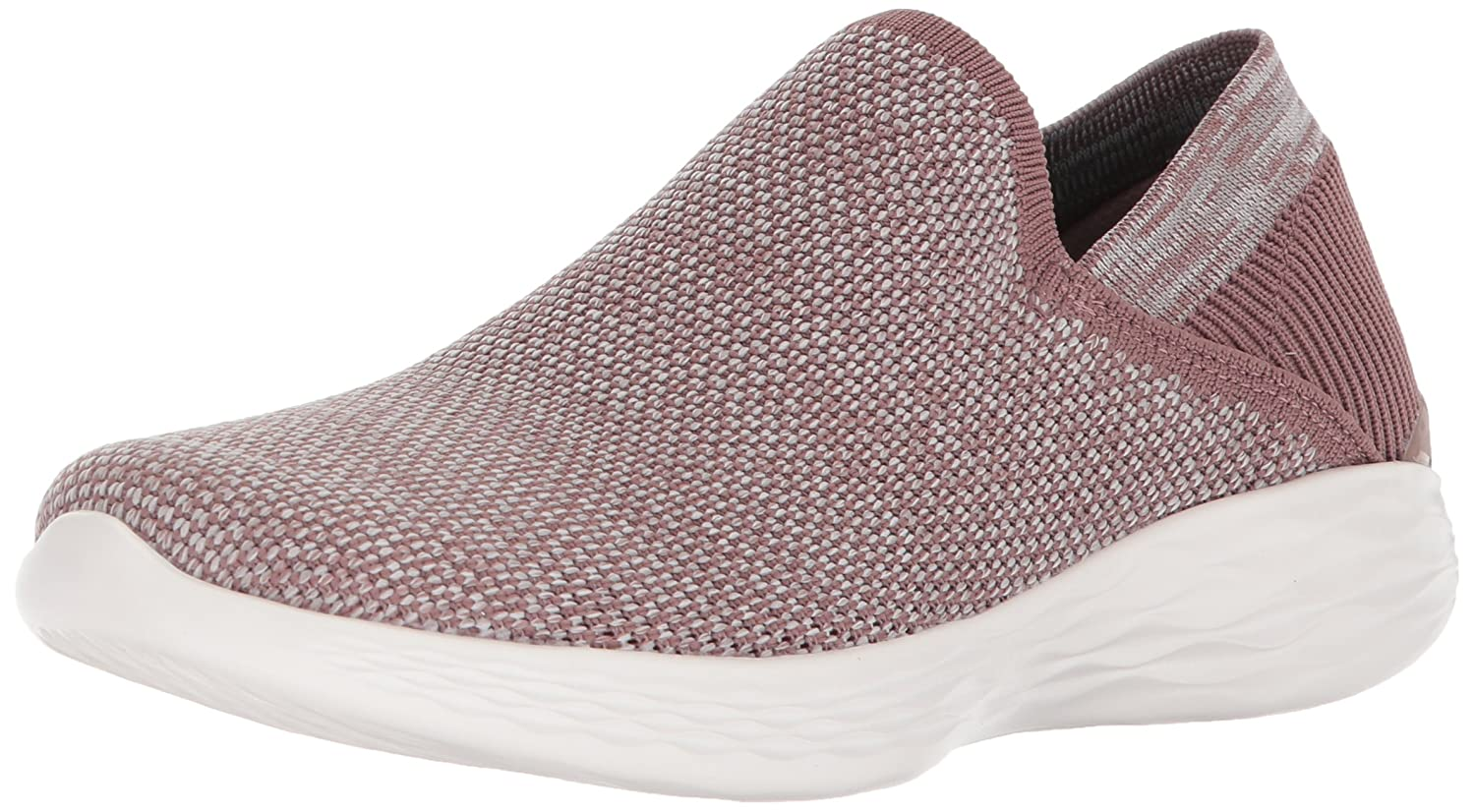 Skechers Women's You-14958 Sneaker B071K16RYF 9.5 B(M) US|Mauve