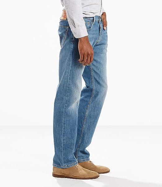 Levis 505 Regular Fit Jean, Hombre (Levis 501 con cremallera): Amazon.es: Ropa y accesorios