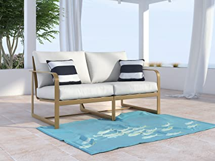 Amazon.com : Elle Decor ODSO10005A Mirabelle Outdoor ...