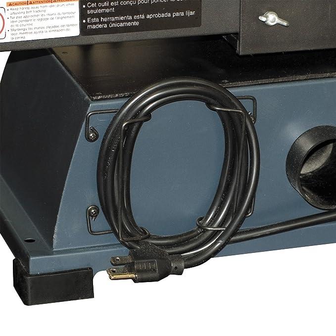 Amazon.com: Powertec BD1500 - Lijadora de disco/correa para ...