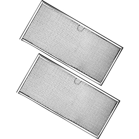 Amazon.com: Microwave Filter 71002111 - Filtro de grasa para ...