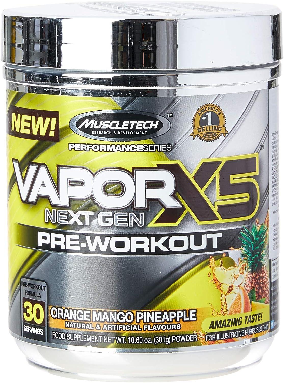 Vapor X5 Pre-Workout - Muscle Tech