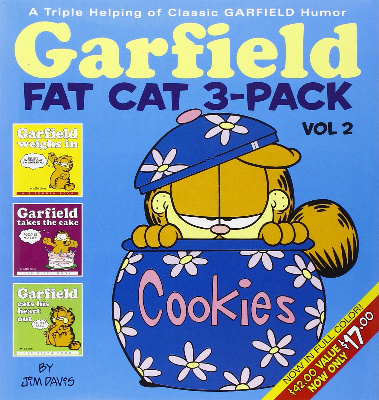 Garfield Halloween Photos (Garfield Fat Cat, Vol. 2: A Triple Helping of Classic Garfield)