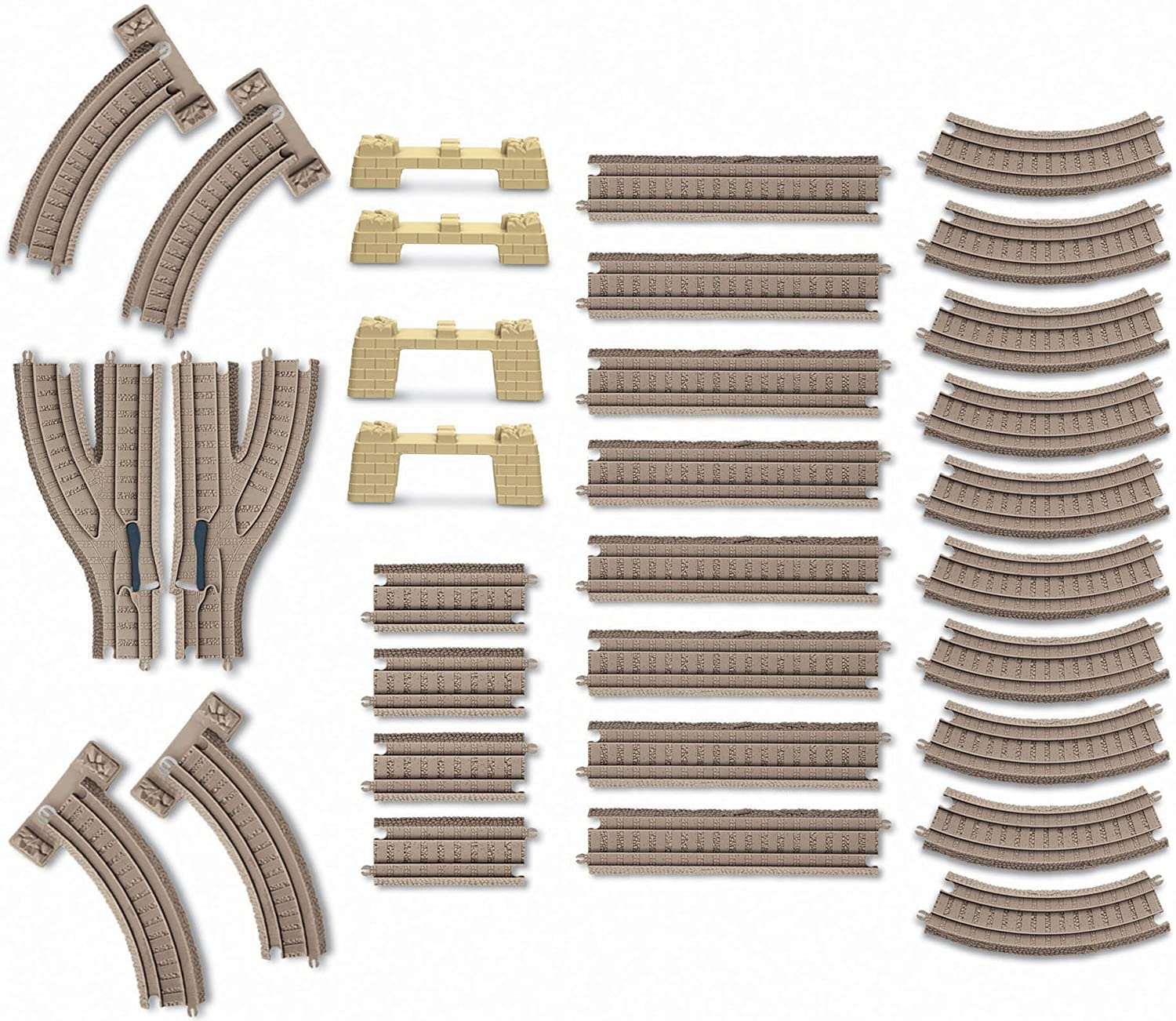 Fisher-Price Thomas & Friends TrackMaster, Deluxe Expansion Track Pack