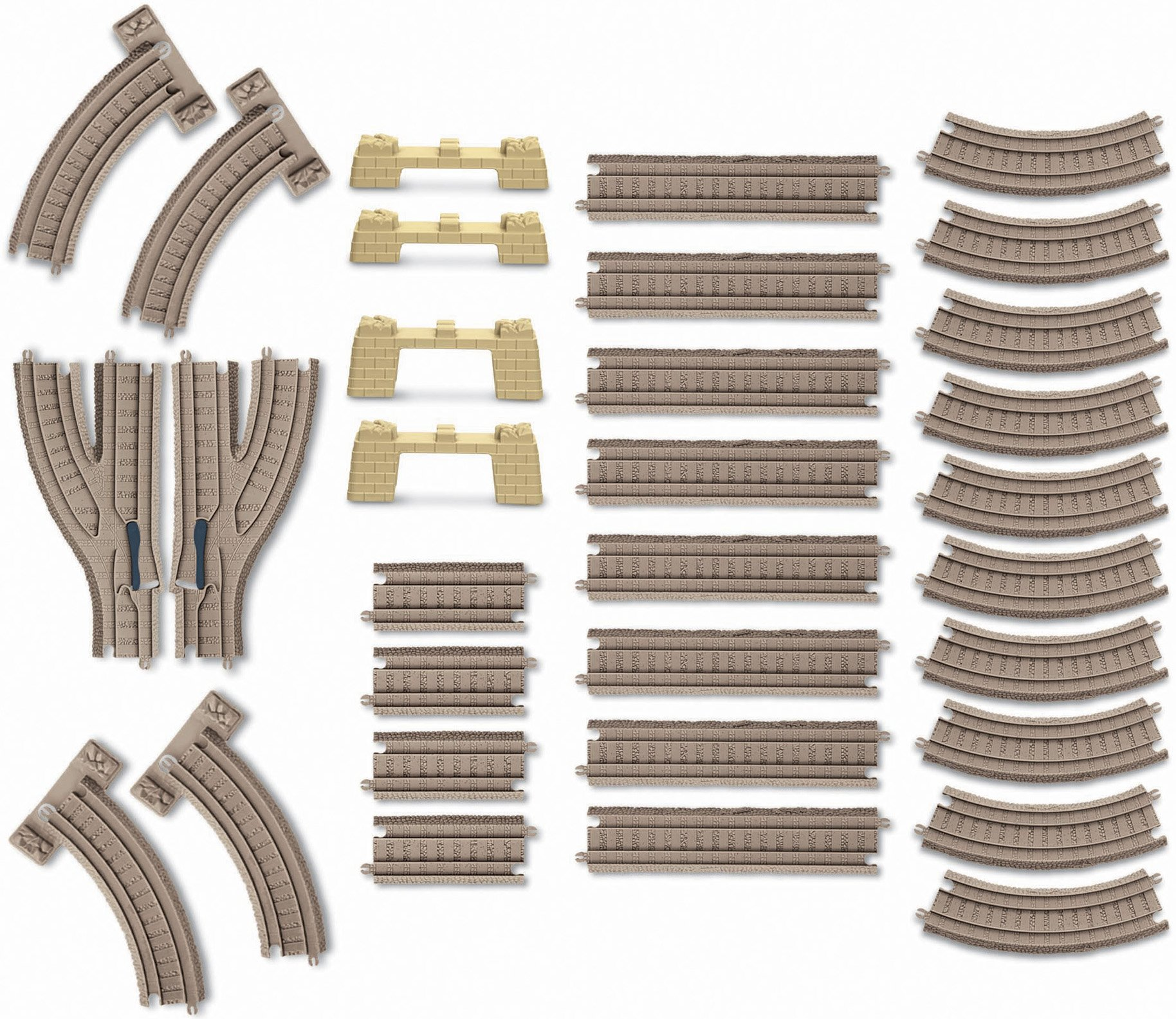 Thomas & Friends TrackMaster, Deluxe Expansion Track Pack