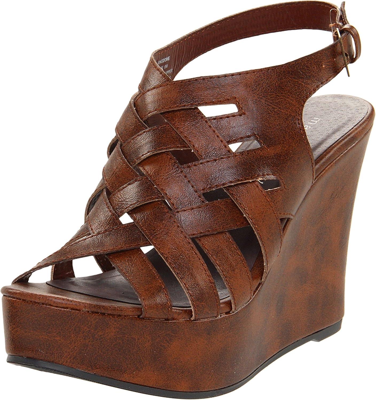 Kingdome Wedge Sandal