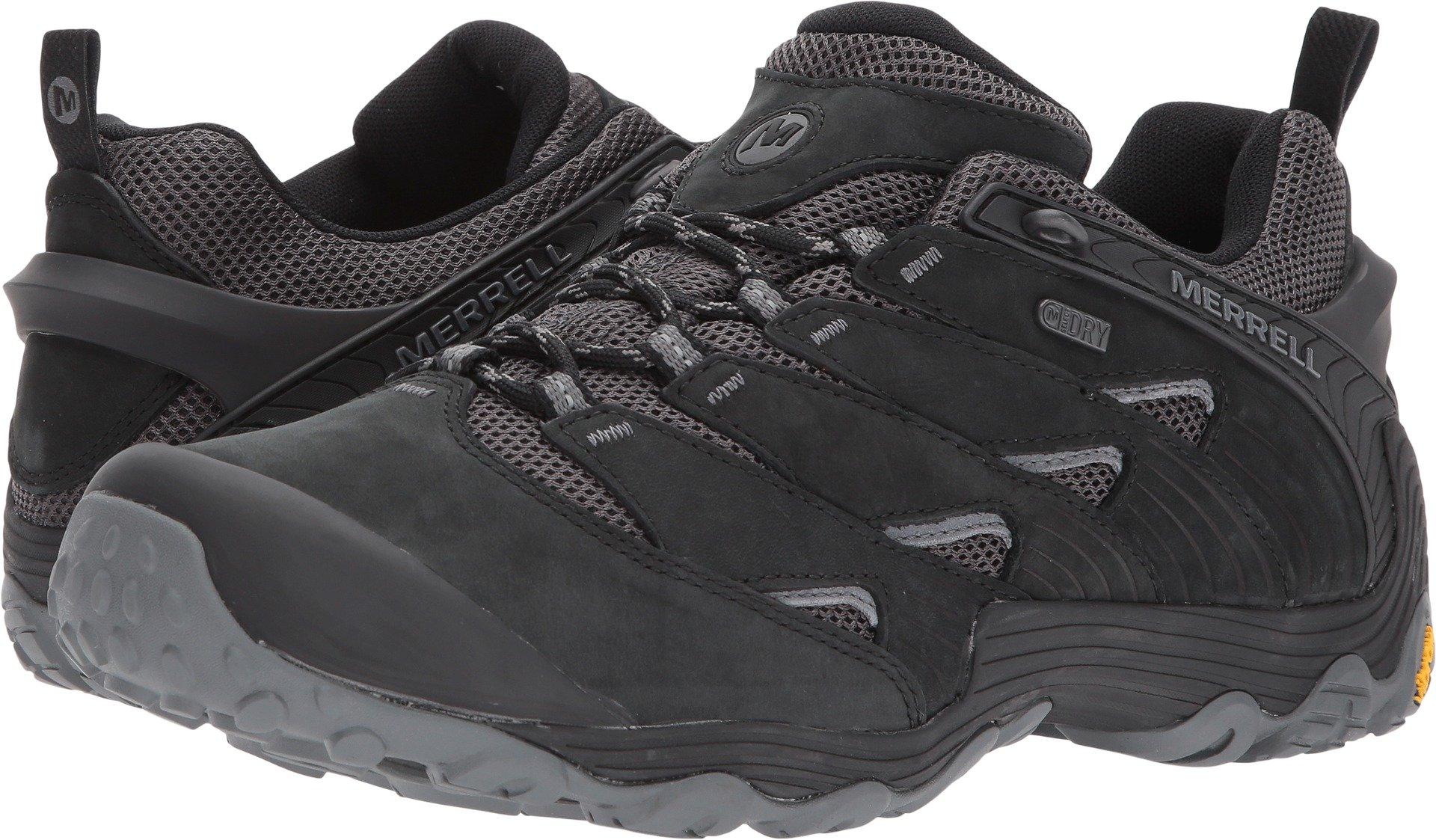 Merrell Chameleon 7 Waterproof Boot - Men's (10 D(M) US, Black)