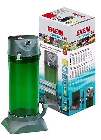Eheim Filtro exterior classic 150 2211010 sin masa de filtro: Amazon.es: Productos para mascotas