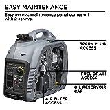 Westinghouse iPro2500 Industrial Inverter Generator - 2200 Rated Watts & 2500 Peak Watts - OSHA Compliant - Gas Powered