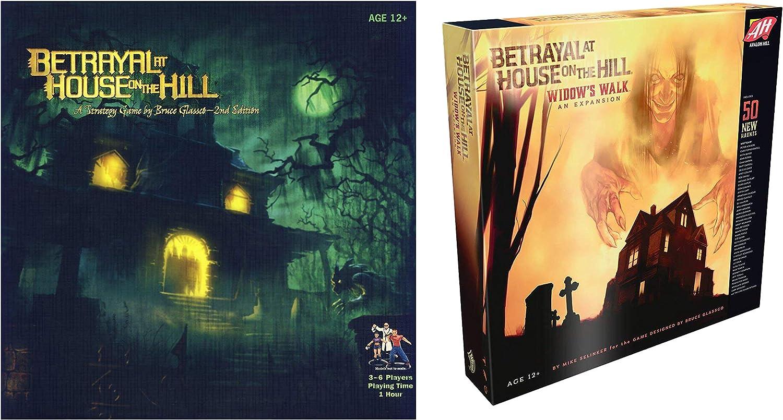 Betrayal at House On The Hill - 2ª edición con traición a House on ...