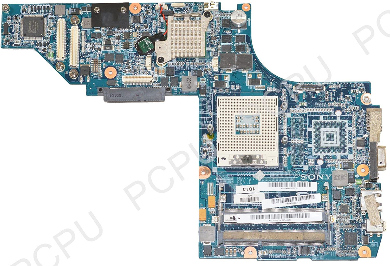 A1767191A Sony VPC-S Series Intel Laptop Motherboard s989